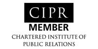 Member of the Chartered Institute of Public Relations